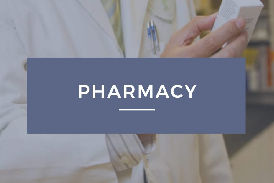 Pharmacy. Lawcrest, a modern commercial law firm